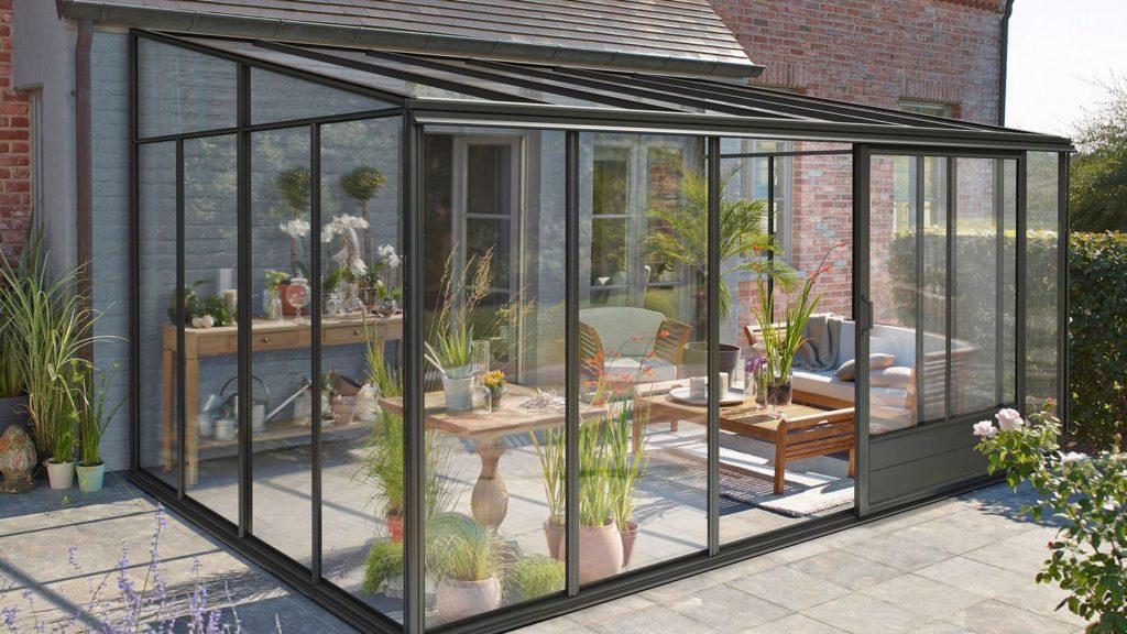 modèle veranda 9m2