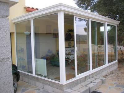 exemple veranda 9m2