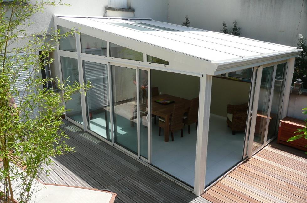 photographie veranda 9m2