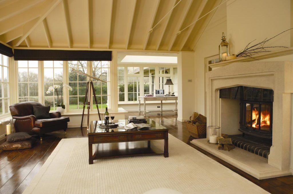 image veranda chauffée