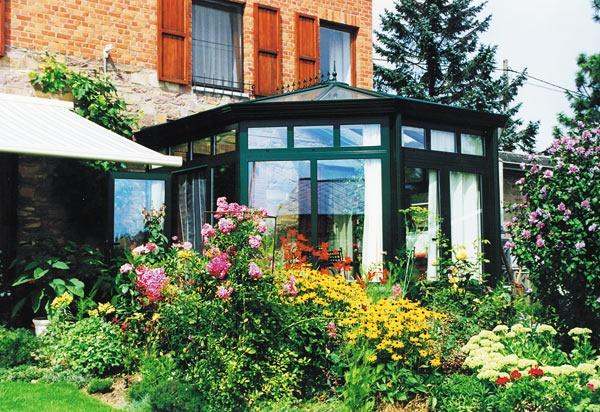 visualiser veranda quatre saisons