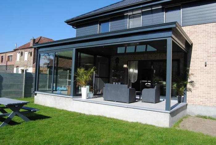 superbe veranda 25m2 prix