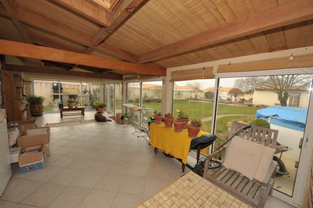 photo veranda 50m2