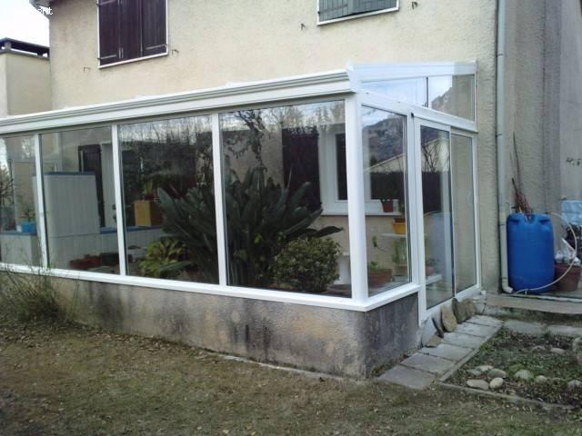 V randa hiver ma v randa - Isolation veranda hiver ...