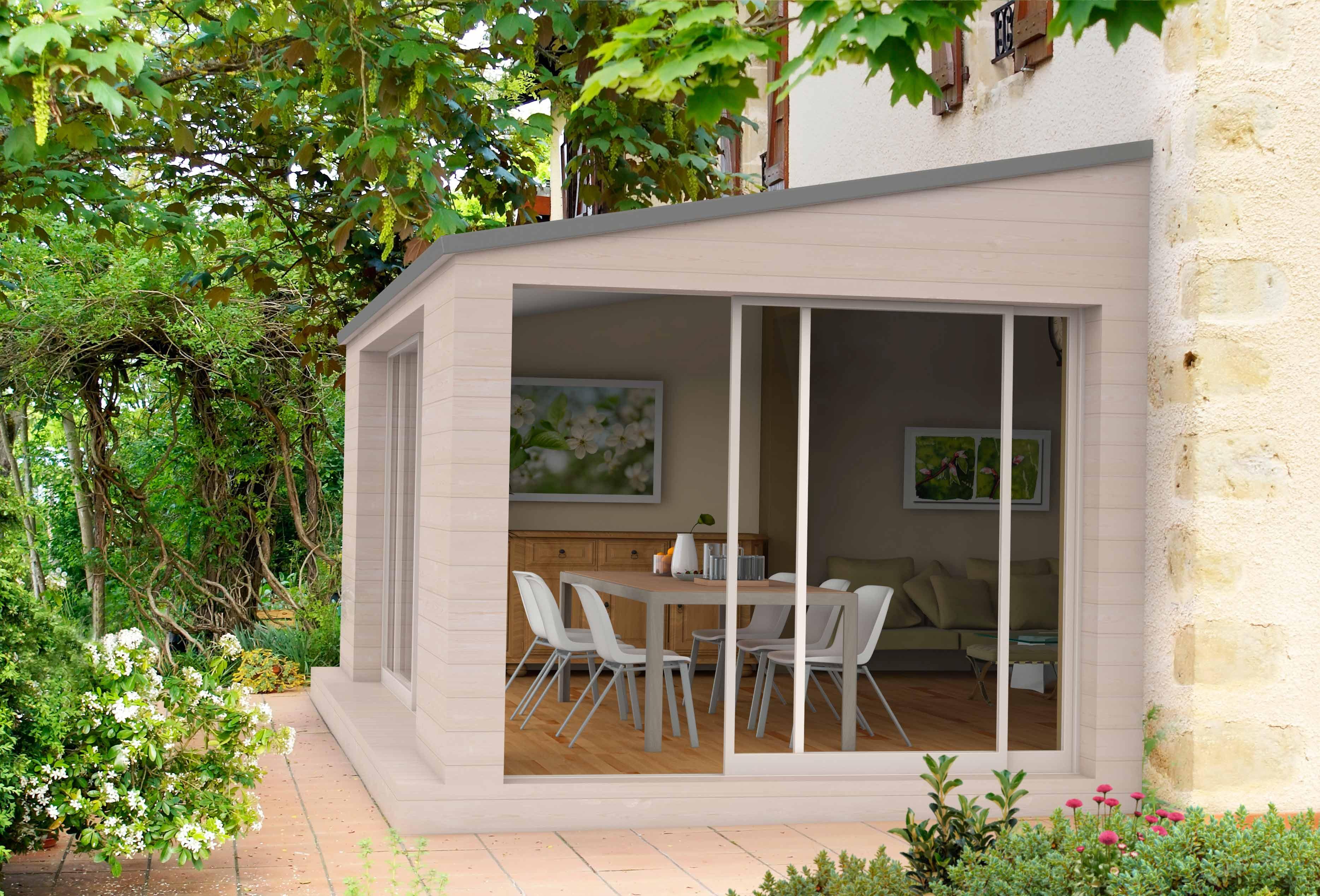 finest cabane enfant bois pas cher roulotte carry soulet construire sa maison with comment  # Construire Maison En Bois Pas Cher