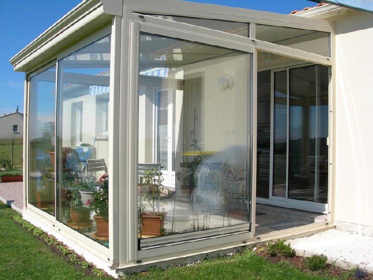 modèle veranda 6m2