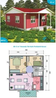 photographie veranda 6m2