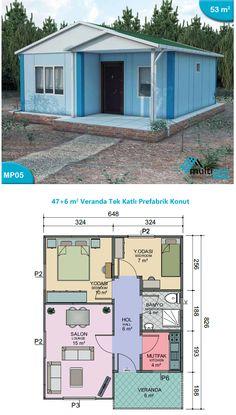 visualiser veranda 6m2