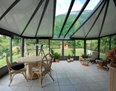 veranda habitable