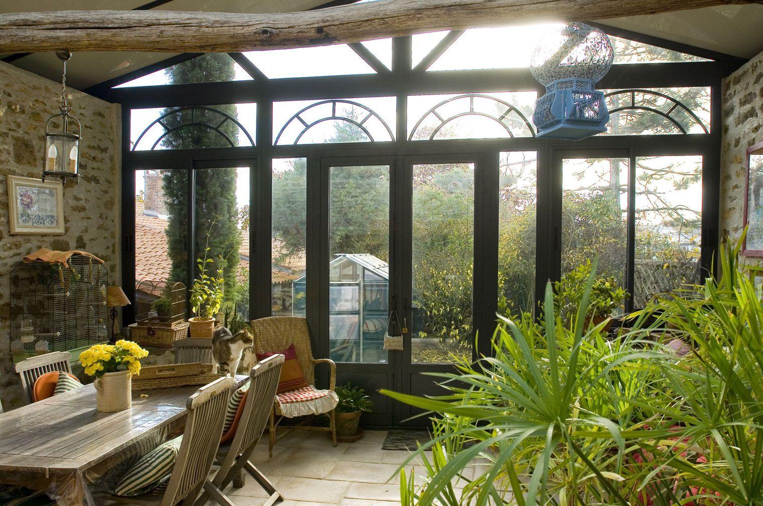 Véranda jardin aluminium – Ma Véranda
