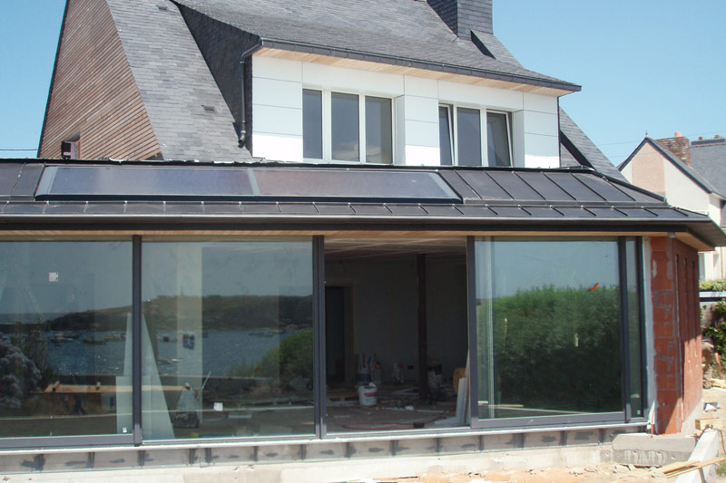 image veranda zinc