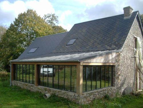 photo veranda zinc
