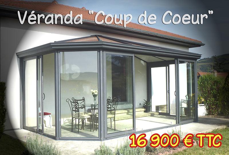 exemple veranda 12m2
