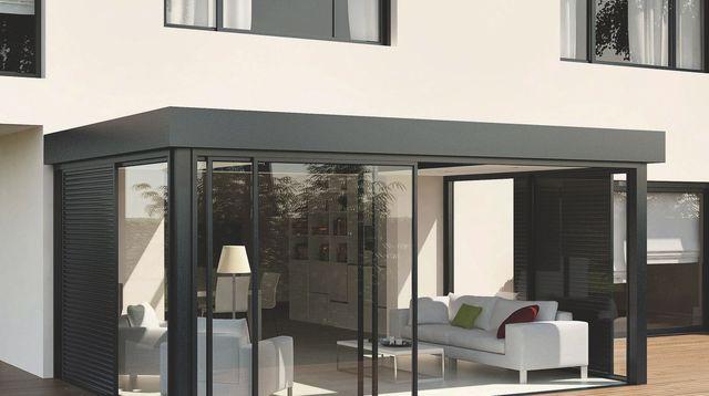 modèle veranda 19m2
