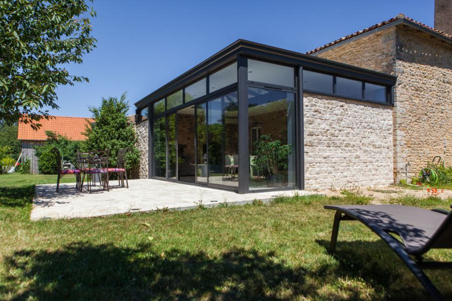 image veranda 20m2