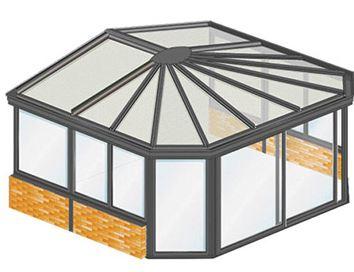 modèle veranda 3x3
