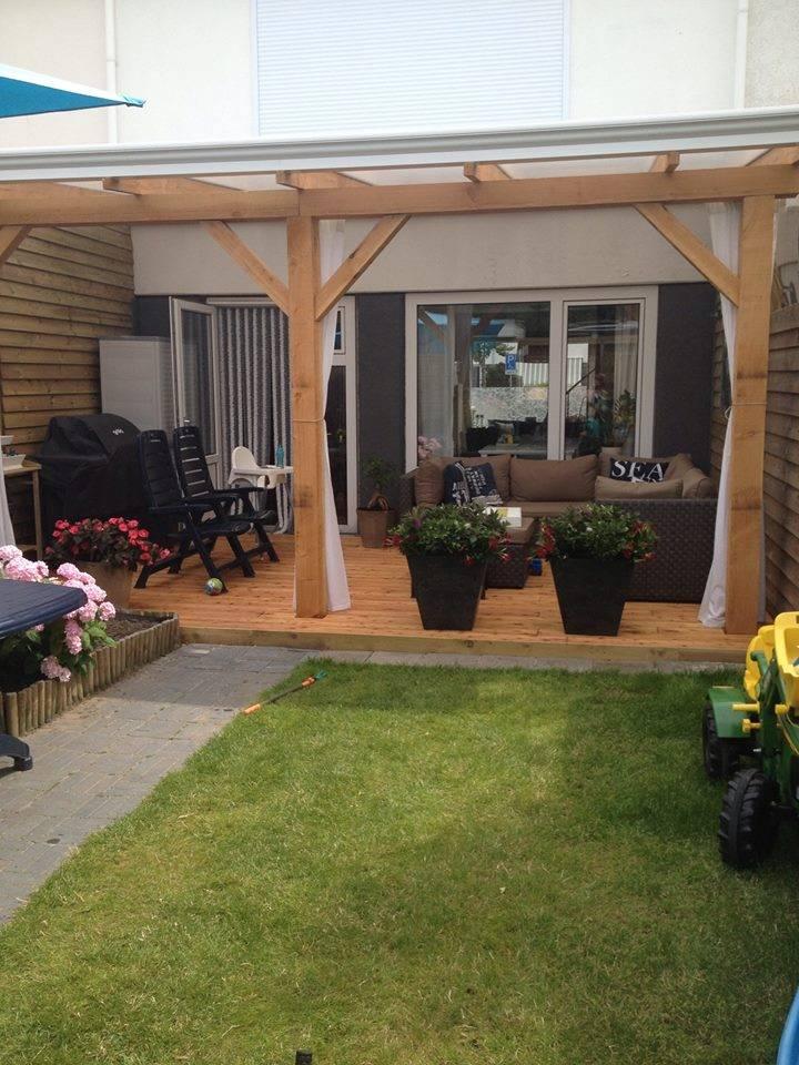 superbe veranda 3x3