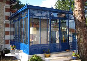 modèle veranda 5m2