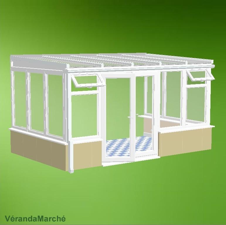 modèle veranda 5x4