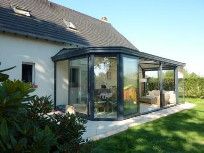 superbe veranda 9x4