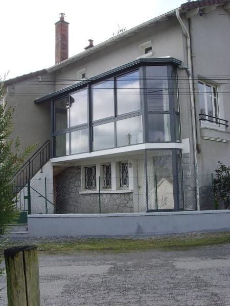 modèle véranda balcon