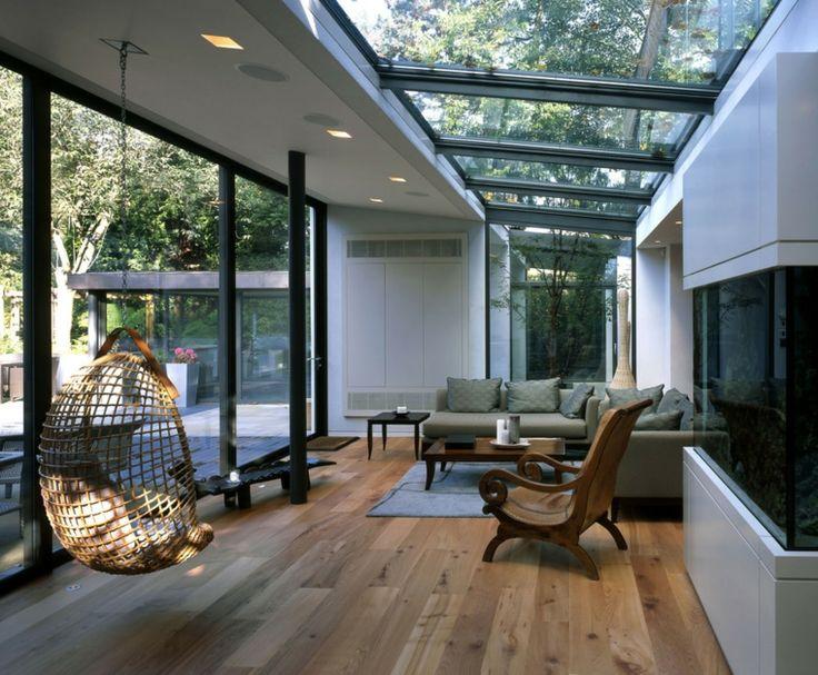 v randa contemporaine ma v randa. Black Bedroom Furniture Sets. Home Design Ideas