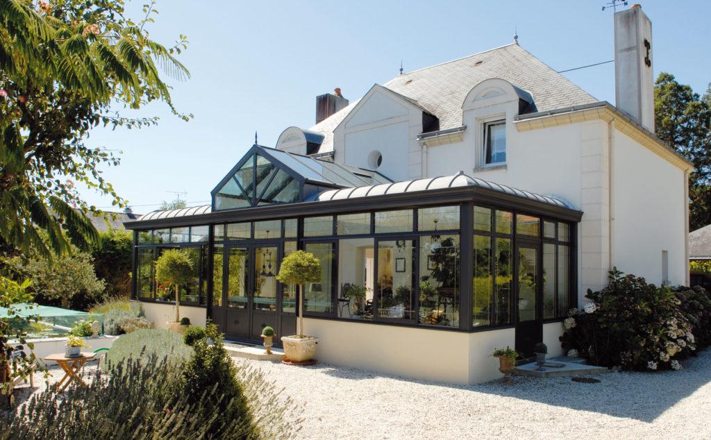 visualiser véranda toit terrasse